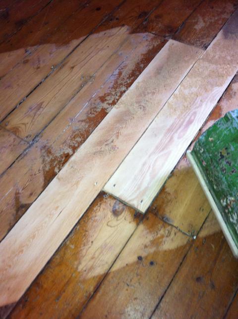 Option 2 For Floorboard Floor Floorboard Restoration
